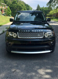 LIMITED EDITION RANGE ROVER: AUTOBIOGRAPHY SPORT