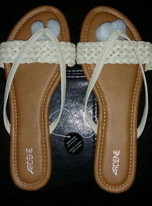 2 pairs of Sandals. Brand new.$10 each.