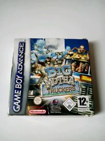 Big Mutha Truckers GBA Gameboy Advance Edition