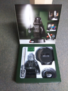 Lego Darth Vader LED table lite New Sealed