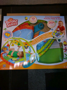 Bright Starts™ 2-in-1 ConvertMe Activity Table & Gym