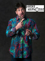 Comedy Stage Hypnotist Corporate Hypnosis AfterGrad