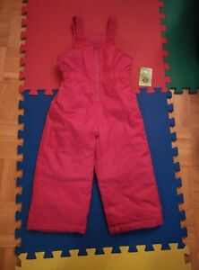 NEW: ATHLETIC WORKS SNOW PANT (SIZE : 3T) - PINK
