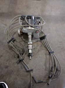302 Ford HEI distributor and wires