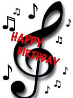 MUSICAL BIRTHDAY PARTIES - try something original!!!