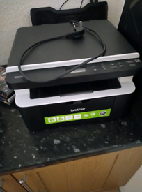 Brother DCP-1512 laser printer all in one