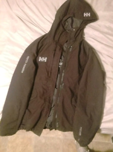 Mens Helly Hansen jacket, sz XL..
