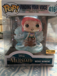 Funko Pop The Little Mermaid: Finding Your Voice