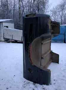 3rd gen dodge box, one good side, one rusty side Strathcona County Edmonton Area image 5
