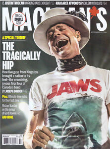 Maclean's September 12, 2016 issue