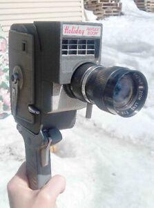 Caméra Holiday Reflex Zoom 8mm
