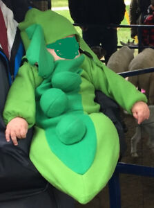 Infant Pea Costume Halloween, Contests and more!