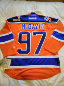 new concept 4b0c2 8705a Connor Mcdavid Jersey | Buy or Sell Hockey Equipment in ...