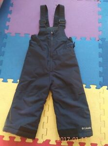 Columbia snow pants for boy -- size 3T
