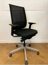 Steelcase office chairs x 2 left ( gaming chair ) orangebox
