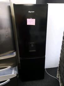 Fridgemaster fridge freezer total no frost with water dispenser