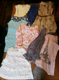 Bundle of girls clothes age 7 & 7-8 years