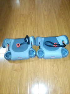 Car seat boosters