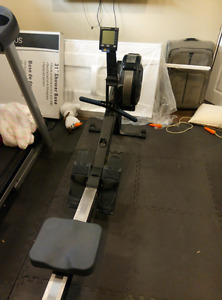 Concept 2 Rower PM3
