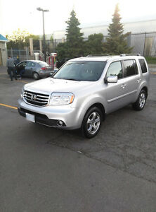 2013 Honda Pilot EX SUV with Low Kms for Sale