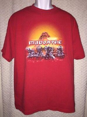 Mudvayne T-Shirt Size Adult L/XL by Alstyle Apparel