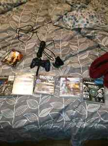 Ps3 for sale with 10 games ps eye camera and motion controller Kitchener / Waterloo Kitchener Area image 6