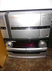 Make me an offer - Pioneer Stereo with speakers.