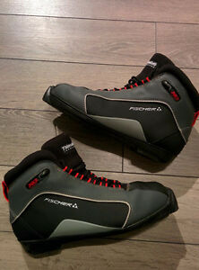 Bottes Fischer XC Sport Cross Country SNS Profil