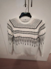 NEW size 10 fluffy soft jumper