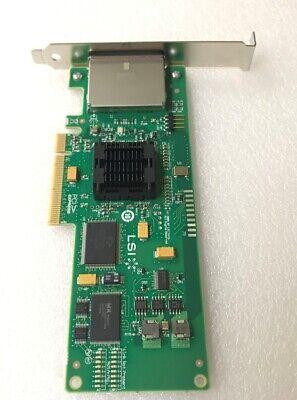 LSI SAS3801E Dual SFF-8088 SAS/SATA PCIe Storage Controller Card  High-Profile