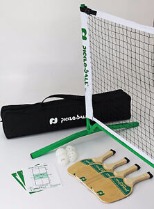 Pickle Ball - Complete Set, Net, Paddles, Balls, Rules, Bag London Ontario image 1