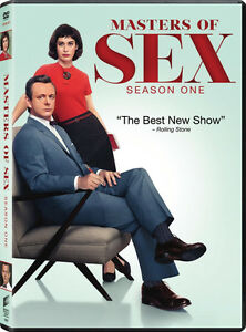 Masters Of Sex – Season 1 DVD London Ontario image 1