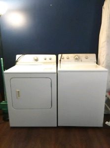 Heavy duty Washer and dryer is for Sale $ 450