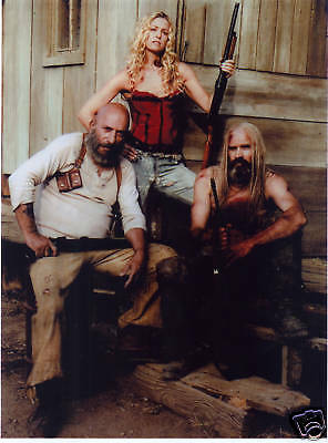 Devil's Rejects family  - Bll Moseley autographed!