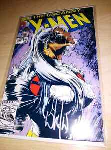 Various Artist Signed Comic Books - Cool Covers!
