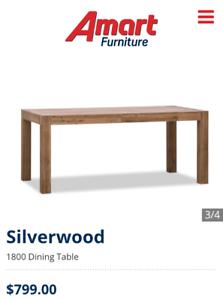 silverwood table