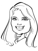 Art Student/Caricaturist for Hire