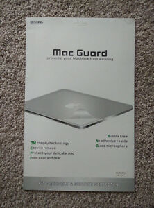 MacBook Air 11 inch MacGuard Body + Keyboard + Screen Protector Kitchener / Waterloo Kitchener Area image 3