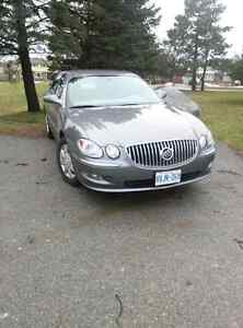 Only 66 km Buick allure 2008