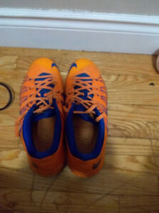 Nike ron basketball shoes Ltd edition worn 2-3 times indoor $100