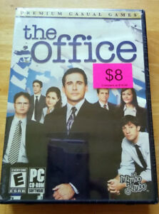 THE OFFICE. PC Game. Sealed Copy.