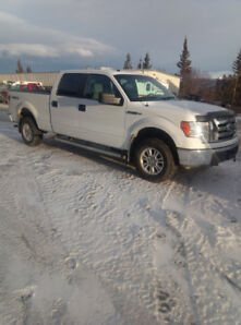 2012 Ford F150 SuperCrew  NEW PRICE !