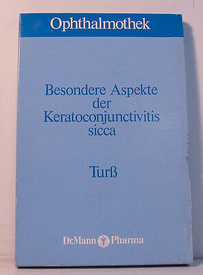 [ Nn 21] Ophtalmothek Special Aspects Der Keratoconjunctivitis Mc and Book