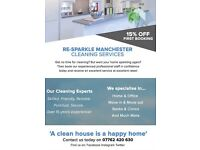 Re-Sparkle Manchester Cleaning Services