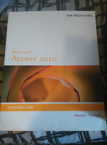 Microsoft Access 2010: New Perspectives Introduction