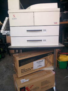 Document printing equipment - Xerox N40, Cards and labels print