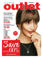 Avon Outlet 60-70% for the Grimsby/Burlington areas