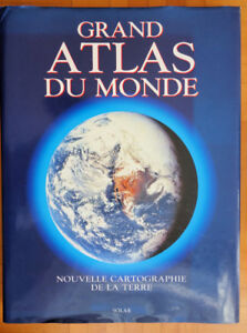 Grand Atlas du Monde, World Atlas