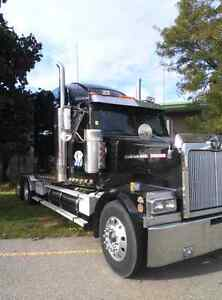 2007 Western Stars with Mercedes Benz 400engine 500HP new tune