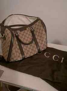 *Authentic* Gucci bag for $780 West Island Greater Montréal image 1